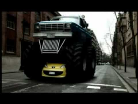 Auto Commercials by Peugeot: Bigfoot Killer