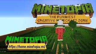 Minecraft | Sự kiện giải mã mê cung | Minetopia.vn