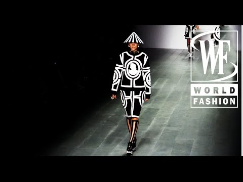 KTZ Spring-Summer 2015 London Fashion Week