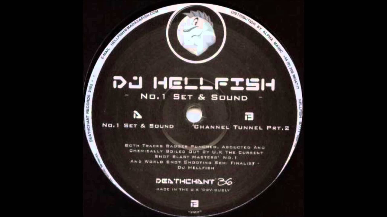 Hellfish & Producer* Producer And Hellfish - Audio Nuns