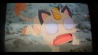 Iris Almost Catches Meowth Again