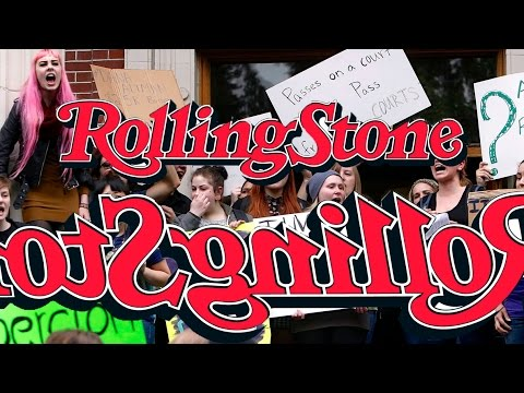 Rolling Stone Uva Rape Fail & Feminist Truthiness With Charles C. Johnson video