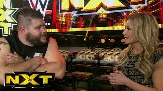 Kevin Owens opens up about his relationship with Sami Zayn - WWE NXT, January 1, 2015