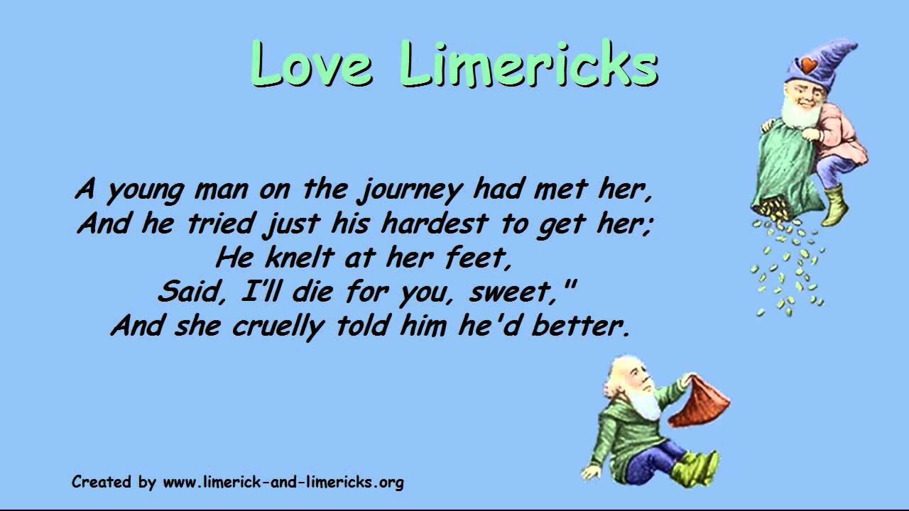limerick format