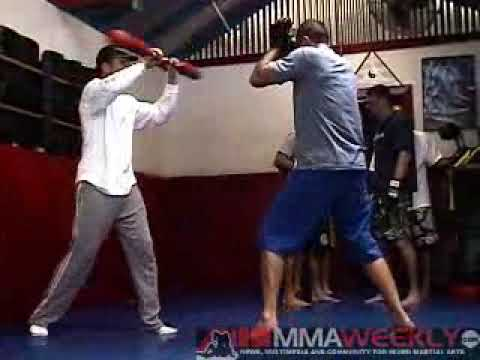 Royce Gracie Training for UFC 60 MMAWeekly.com - MMA Weekly News Image 1