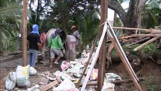 DAY 9 NANAY'S DREAM HOUSE SHOCKING PROGRESS EXPAT LIVING IN PHILIPPINES