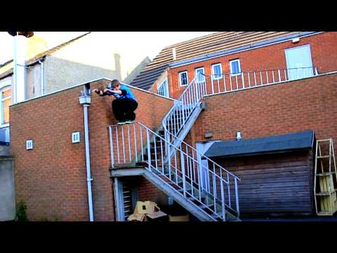 I Need Movement - Parkour & Freerunning