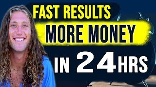 FAST RESULTS ? How To MANIFEST MONEY IN 24 HOURS | Law of Attraction
