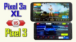 Pixel 3a XL vs Pixel 3 - Gaming Comparison