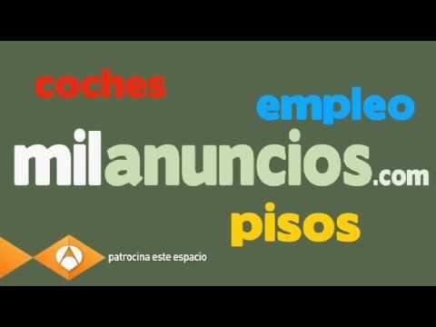 Anuncio en televisión de MILANUNCIOS - YouTube