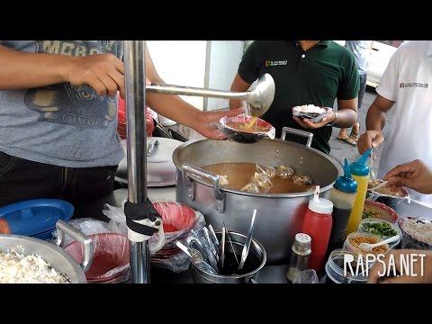 STREET FOOD: BEEF STEW (Pares)  - MANILA - Php. 40.00 ($.80)