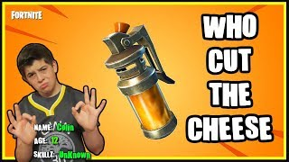 Stink Bomb / Final Fight Gameplay Fortnite - Pro 12 Year Old PS4 Player / GiveAway