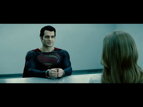 Man of Steel - It's not an S (2013)