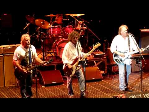 Neil Young and Crazy Horse - Over and over - Red Rocks - 8/5/2012