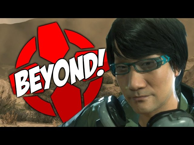 What's next for Kojima after Metal Gear?
