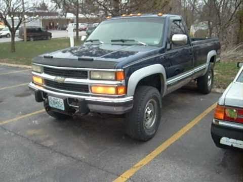 1994 Chevy Blazer Z71 6 5 Turbo Diesel For Sale Autos Post