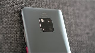 HUAWEI Mate 20 PRO CAMERA REVIEW & COMPARISON 🔥