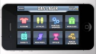 jetpack joyride - Das Review - Deutsch - 1080p