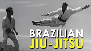 Intro to Brazilian Jiu Jitsu: Part 1 -- The History