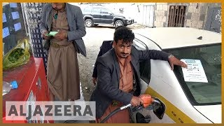 Yemenis protest against severe fuel shortage