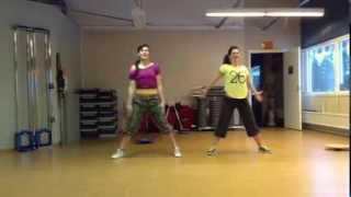 "Dance Fitness ""Timber"" -Warm up"