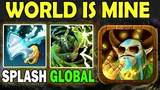 Splash + Global = Creep / Hero DEATH [One Hit Combos] Ability Draft Dota 2