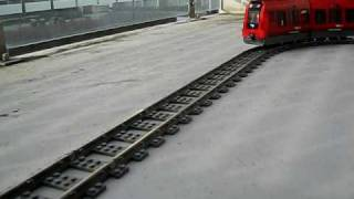 LEGO Copenhagen S-train, version 3. Video 1