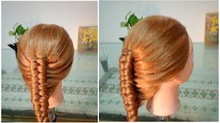 How To: Dutch infinity braid tuturial