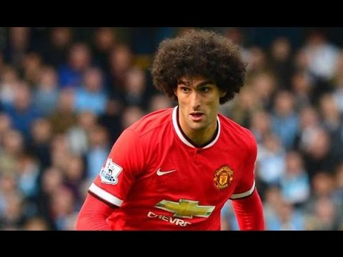 Marouane Fellaini vs Manchester City (Away) ● Individual Highlights (02.11.2014) HD