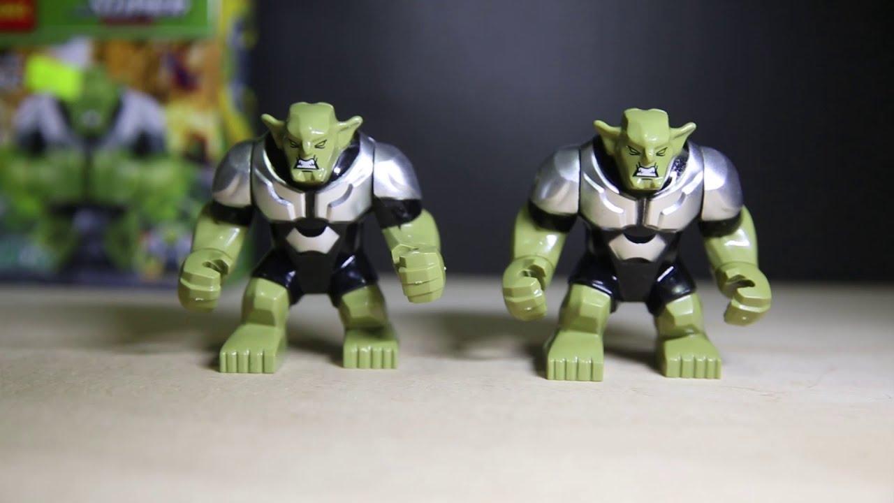 Ultimate Green Goblin Marvel Lego Marvel SuperHeroes