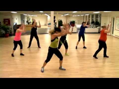 Chammak Challo Zumba Bollywood