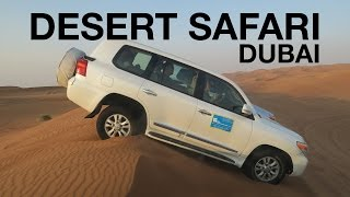 Desert Safari with Dune Bashing, Sandboarding, and Belly Dancing | Dubai, UAE