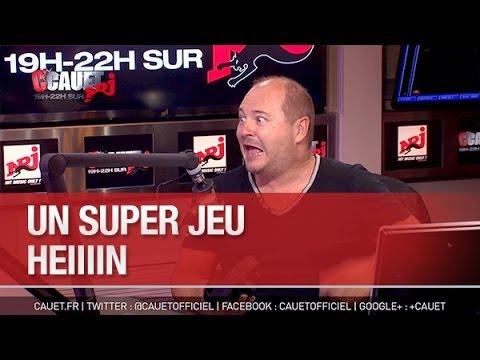 Un Super Jeu Heiiiin - C'Cauet sur NRJ