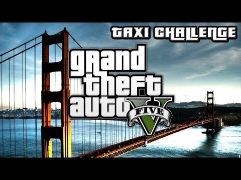 GTA V - Taxi Driver A.I. Challenge, czyli jak pokonać taksówkarza