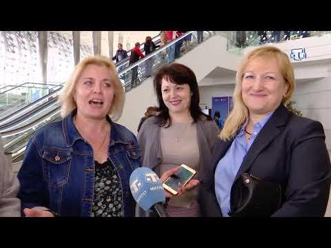 Новый терминал нового аэровокзального комплекса «Симферополь» принял первого пассажира