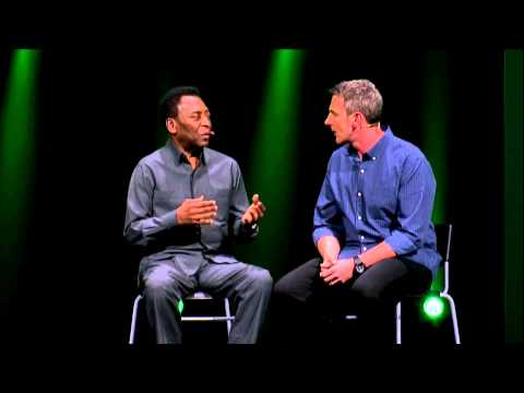Pele Interview E3 2015 EA Conference