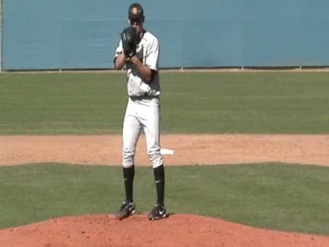 Stephen Strasburg RHP SDSU AMAZING 105+ MPH Fastball #1 Pick MLB Draft