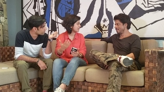 Live With Shah Rukh Khan