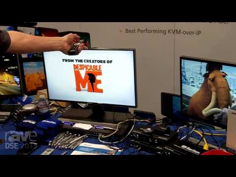 DSE 2015: Raritan Features HDMI Over IP Distribution and Switching System