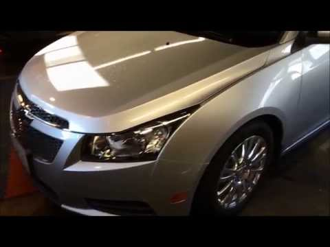 Chevy Cruze Fog Light Install   Bumper On on sdx hid review