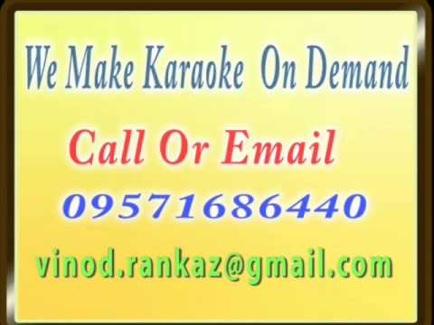 Tu Mujhe Qubool Main Tujhe Qubool   Karaoke   Khuda Gawah