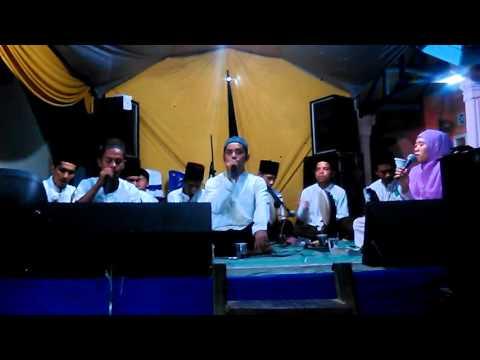 Group hadroh  AL ANDALUS SMK AL WASHLIYAH SUMBER sholatum