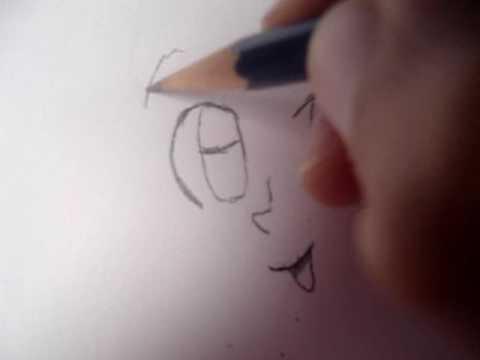 Drawing / / Justin Bieber Cartoon [Anime]