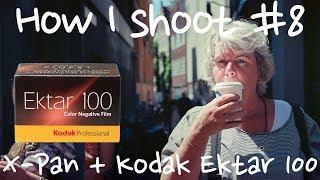 How I shoot #8 | Street Photography | Hasselblad X-Pan | Kodak Ektar 100 | Amsterdam
