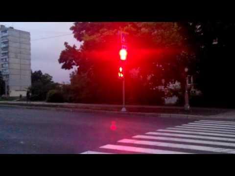 [LIVE] О - оптимальный светофор на Тракторостроителей.