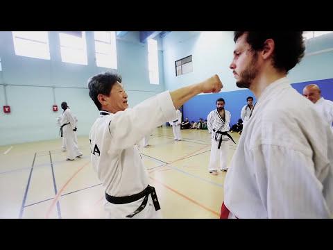 Taekwondo : «préservez La Tradition» Avec Lee Kwan Young, 9ème Dan - Goodies#64 video
