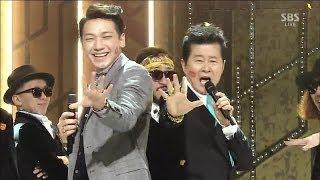 download lagu 비&태진아 - La Song 인기가요 Inkigayo 140126 gratis