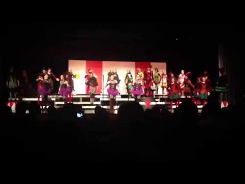 Neosho High School Sugar n Spice 2012-13