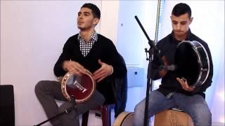 Video Solo Derbouka en live