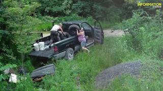 Couple Arrested for Dumping Trash in a Wildlife Preserve